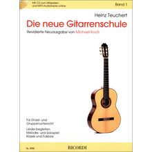 Ricordi Die neue Gitarrenschule 1