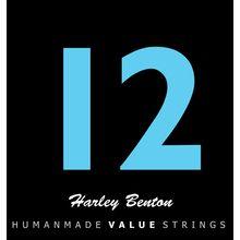 Harley Benton Valuestrings WE 12-53