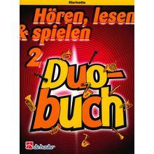 De Haske Hören Lesen Duobuch 2 Clarinet