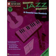 Hal Leonard Jazz Play-Along Essential Jazz