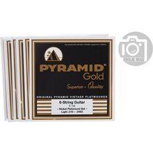 Pyramid Gold Flatwound 010-0465