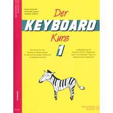 Heinrichshofen's Verlag Der Keyboardkurs 1