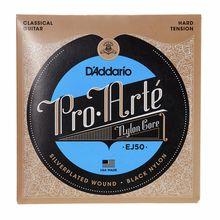 Daddario EJ50 Black Nylon Strings Set