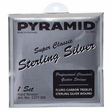 Pyramid Super Classic Carbon hart