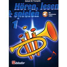 De Haske Hören Lesen Schule 1 Trumpet