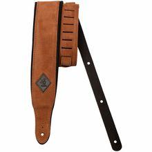 Minotaur Suede Guitar Strap Camel