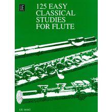 Universal Edition 125 Easy Classical Studies Fl