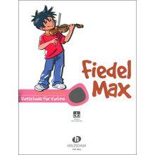 Holzschuh Verlag Fiedel Max Vorschule Violine