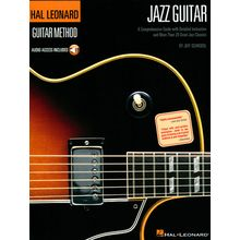 Hal Leonard Guitar Method Jazz Guitar