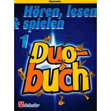 De Haske Hören Lesen Duobuch 1 Clarinet