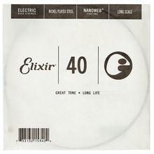 Elixir .040 El. Bass Single String