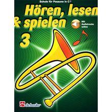 De Haske Hören Lesen Schule 3 Trombone