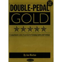 Hudson Music Double-Pedal Gold