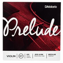 Daddario J810-4/4M Prelude Violin