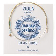 Jargar Silver Viola String G Medium
