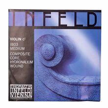 Thomastik Infeld Blue D Violin 4/4