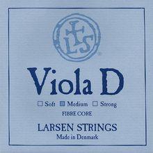 Larsen Viola Single String D Medium