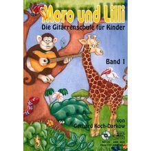 Acoustic Music Books Moro und Lilli