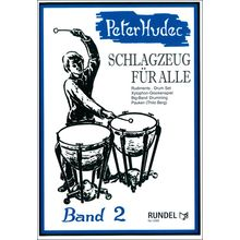 Musikverlag Rundel Schlagzeugschule für alle 2