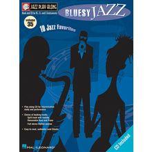 Hal Leonard Jazz Play-Along Bluesy Jazz
