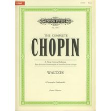 Edition Peters Complete Chopin Waltzes