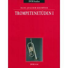Deutscher Verlag für Musik Trompetenetüden 1