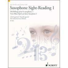 Schott Saxophone Sight Reading 1
