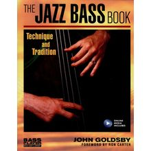 Backbeat Books The Jazz Bass Book/Double Bass