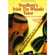 Waltons Irish Music Soodlum's Irish Tin Whistle