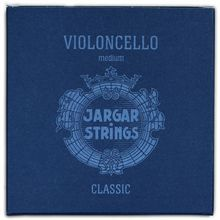 Jargar Cello Strings Chrome Steel Med