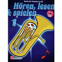 De Haske Hören Lesen Schule 1 Tenorhorn