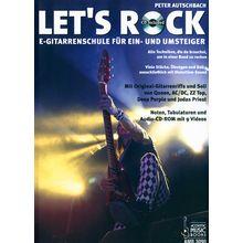 Acoustic Music Books Let's Rock E-Gitarrenschule