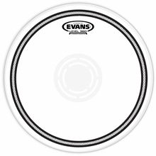 "Evans 10"" EC Edge Control Snare RD"