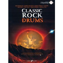 Faber Music Classic Rock Drums