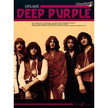 Faber Music Deep Purple Drum Play-Along