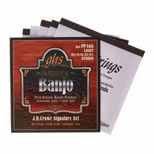 GHS PF140 JD Crowe Banjo Set