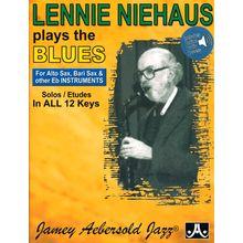 Jamey Aebersold Lennie Niehaus Plays A-Sax