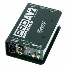 Radial Engineering Pro AV2