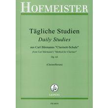 Friedrich Hofmeister Verlag Bärmann Daily Studies