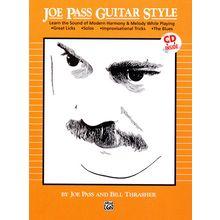 Alfred Music Publishing Joe Pass Guitar Style