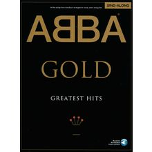 Wise Publications Abba Gold