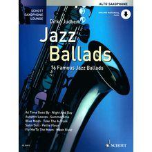 Schott Jazz Ballads A-Sax