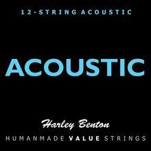Harley Benton Valuestrings WE12 10-50