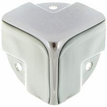 Adam Hall 4058 Case Corner chrome