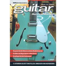 PPV Medien Guitar Service Manual