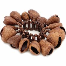 Terre Bracelet Shaker Pangi Seeds
