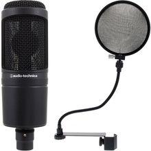 Audio-Technica AT2020 Popkiller Set