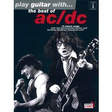 Wise Publications Play Guitar With AC/DC