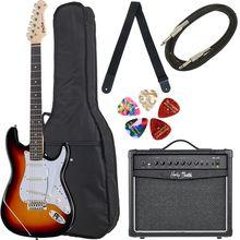 Thomann Guitar Set G2 Sunburst