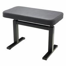 Situno Piano Bench, Black